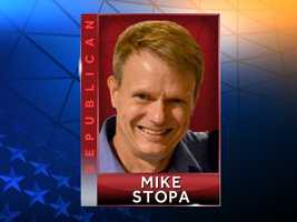 Republican Mike Stopa, of Holliston,teaches in the Physics Department at Harvard University. He is the director of the National Nanotechnology Infrastructure Network Computation Project. Website:http://www.mikestopama.com/index.html