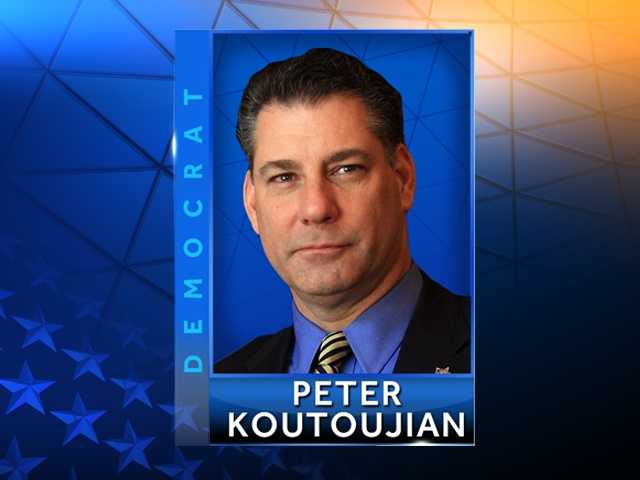 Democrat Peter Koutoujian.  After fourteen years on Beacon Hill representing the 10th Middlesex District, Koutoujian was sworn in as Middlesex Sheriff on January 21, 2011 by Gov. Deval Patrick and elected to the position in November 2012.  Website: http://www.koutoujianforcongress.com/