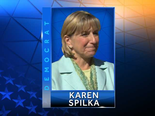 "Democrat Karen Spilka, of Ashland, describes herself as ""a trained social worker, mediator and labor lawyer."" A State Senator, she has served the Massachusetts state legislature since 2001.  Website: http://www.karenspilkaforcongress.com/"