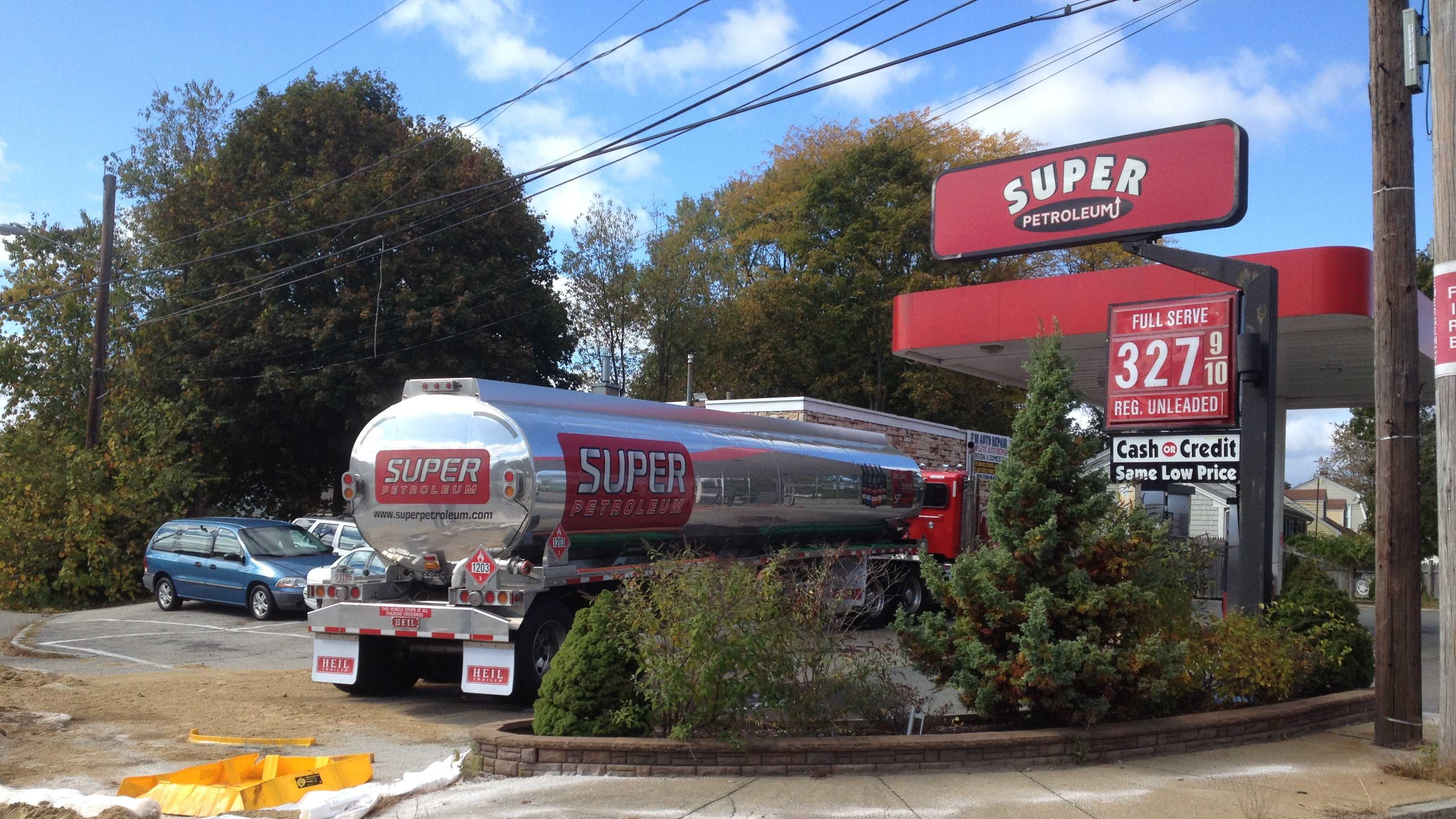Braintree fuel spill
