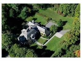 Professionally landscaped grounds complete this property.