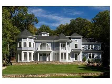 54 Maugus Avenue is on the market in Wellesley for $3.5 million.