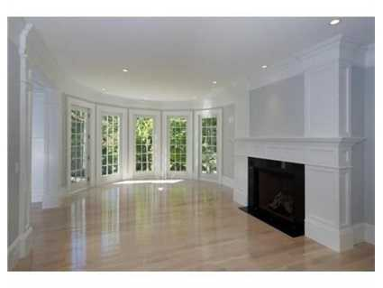 Spacious rooms with lots of natural light, hardwood floors and spectacular architectural detail.
