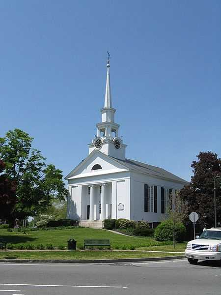 #9 (tie) The town of Chelmsford was first settled in 1633, it was incorporated in 1655.