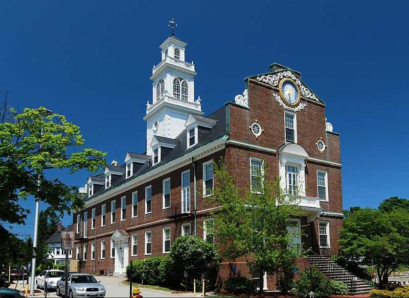 #7 (tie) The town of Weymouth was first settled in 1630, it was incorporated in 1635.