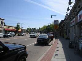 #7 (tie) West Roxbury was first settled in 1630, it was incorporated in 1851 and annexed to Boston in 1874.