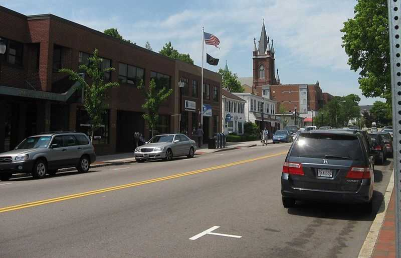#7 (tie) The town of Watertown was first settled in 1630, it was incorporated in 1630.