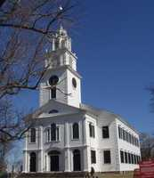 #7 (tie) Roxbury was first settled in 1630, it was incorporated in 1846 and annexed to Boston in 1868