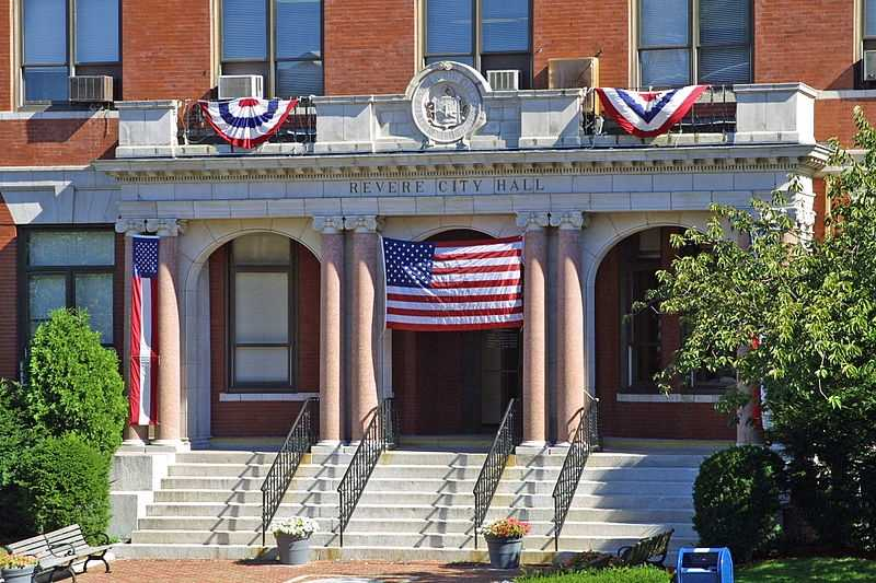 #7 (tie) The city of Revere was first settled in 1630, it was incorporated in 1846 and again in 1914.