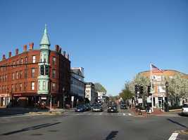 #7 (tie) The city of Medford was first settled in 1630, it was incorporated in 1630 and again in 1892.