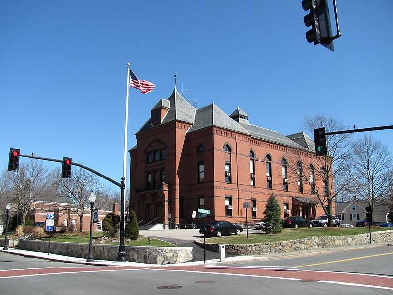 #7 (tie) The town of Canton was first settled in 1630, it was incorporated in 1797.