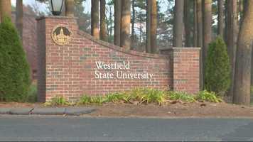 12. Westfield State University -9.6% of scores sent to school.