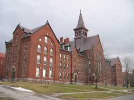 13. University of Vermont inBurlington, Vt. - 9.3% of scores sent to school.