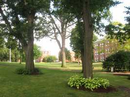 20.Tufts University -5.9% of scores sent to school.