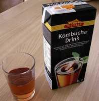 4.) Kombucha