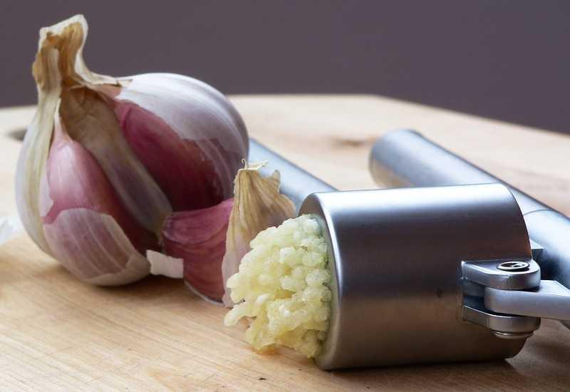 1.) Garlic
