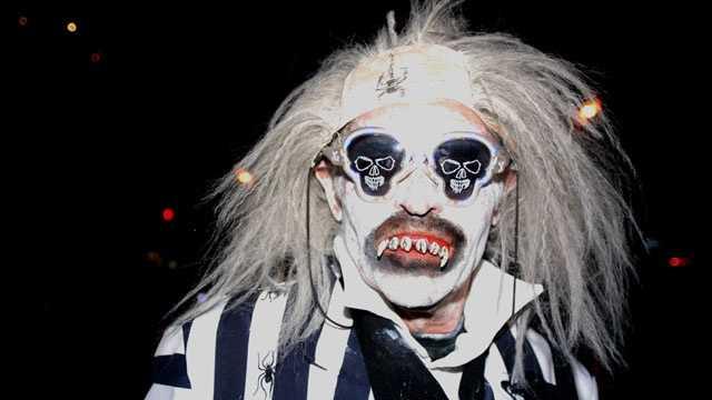 Halloween costume, New York
