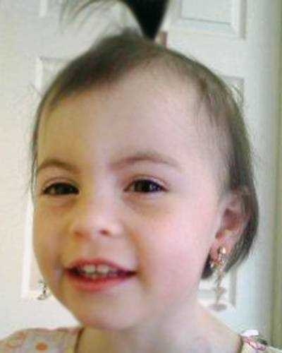"Name: Caleigh HarrisonCase type: Endangered MissingDOB: July 27, 2009Age Now: 4Missing Date: Apr. 19, 2012Missing From: Rockport, MASex: FemaleRace: WhiteHair color: BrownEye color: BlueHeight: 3'0""Weight: 30 lbsCaleigh was last seen on April 19, 2012 and authorities believe she drowned in the ocean off Rockport.  Caleigh was playing on the beach with her young sibling at the time she disappeared. However, her body has never been found and she is listed as a missing child by the Center. She was last seen wearing a light pink shirt and pink capri pants. Caleigh may go by the nickname Cal."