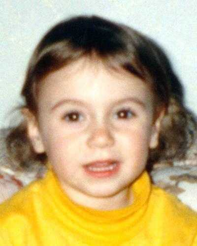 This is a photo of Shoshana Black when she disappeared in 1997. On the next slide, you will see what she might look like now.