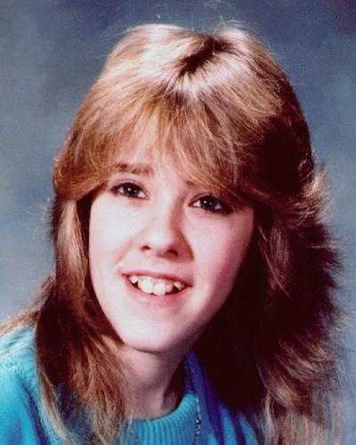 This is a photo of Jennifer Fay when she disappeared in 1989. On the next slide, you will see what she might look like now.