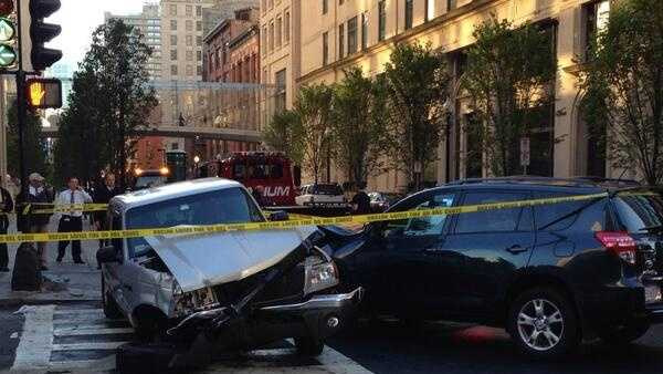 Berkeley street crash 1018