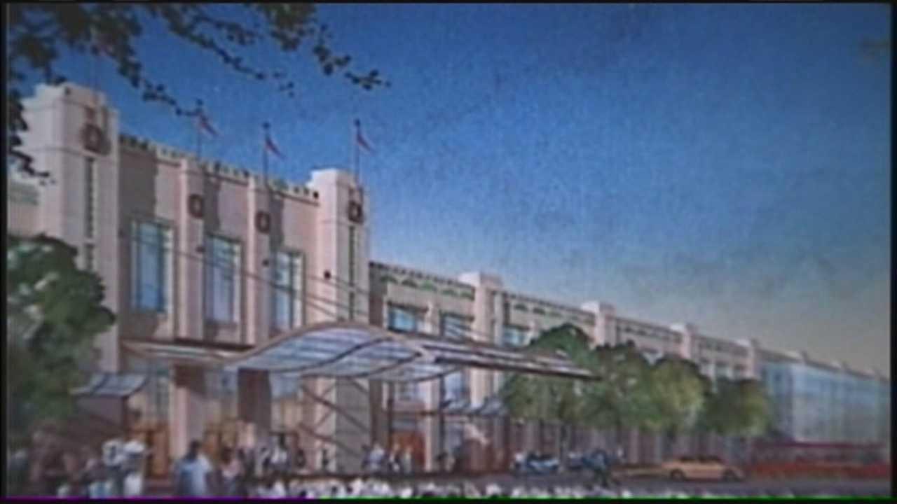 Suffolk Downs drops Caesars from casino bid