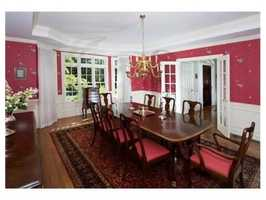 A coveted estate location overlooking 1000+ acre Estabrook Woods