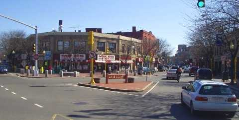 43.) Somerville -- 50 percent change from 2012 to 2013.