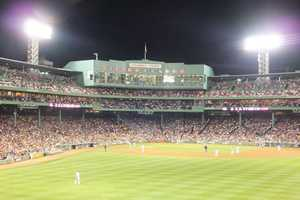 The largest crowd at Fenway -- 47,627 -- was at the park for a doubleheader against the New York Yankees on Sept. 22, 1935. Since that record-setting day, fire codes have changed, making that number impossible to reach again legally.