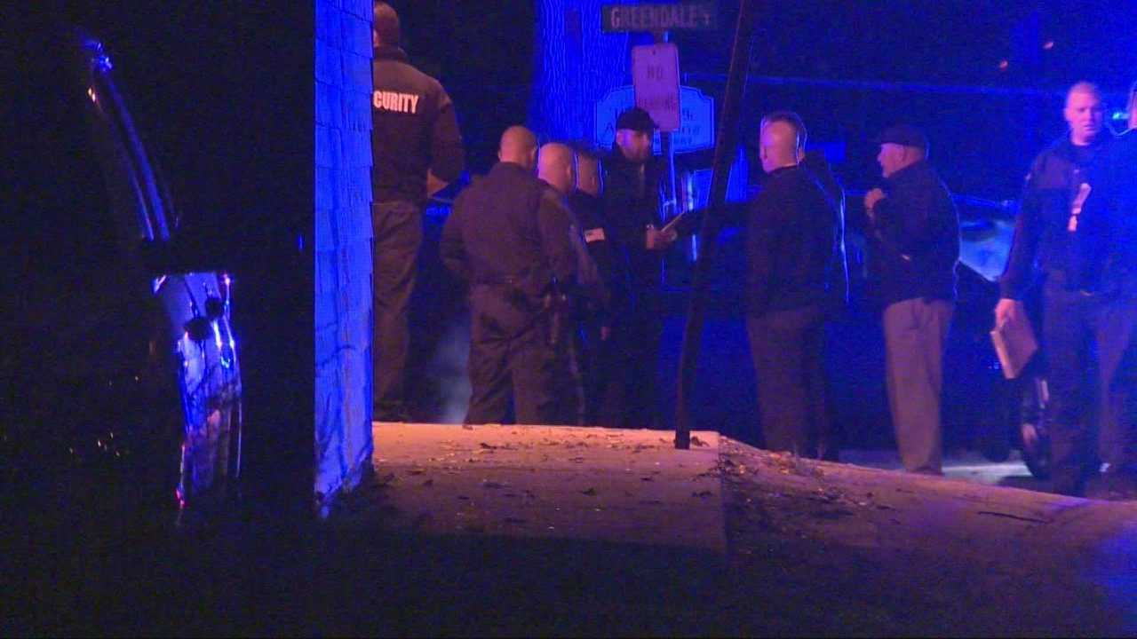 Man killed outside club
