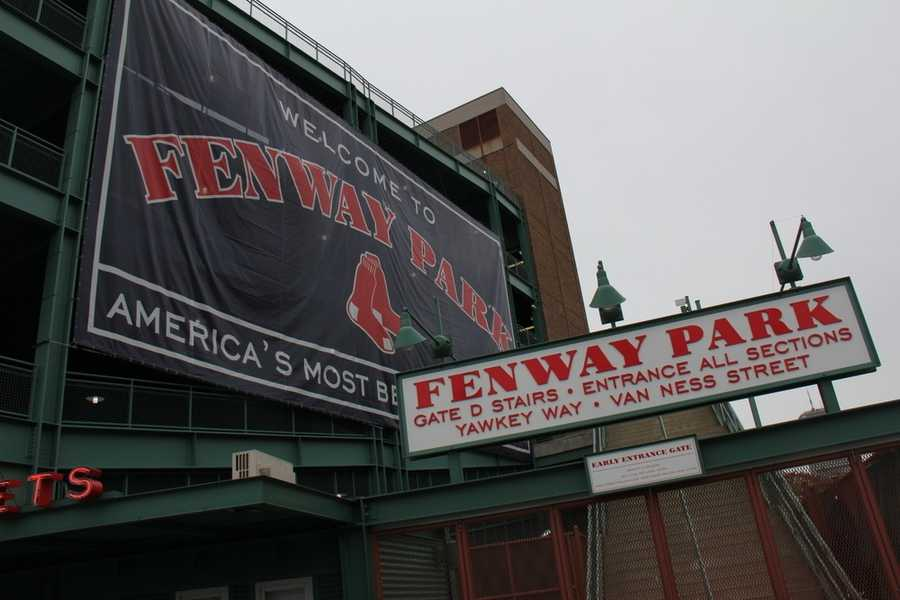 Fenway Park is hosting a World Series game for the first time since 2007.