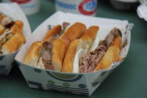 Also new for the World Series is a Hot Italian Beef in Au Jus with fresh mozzarella and banana peppers.