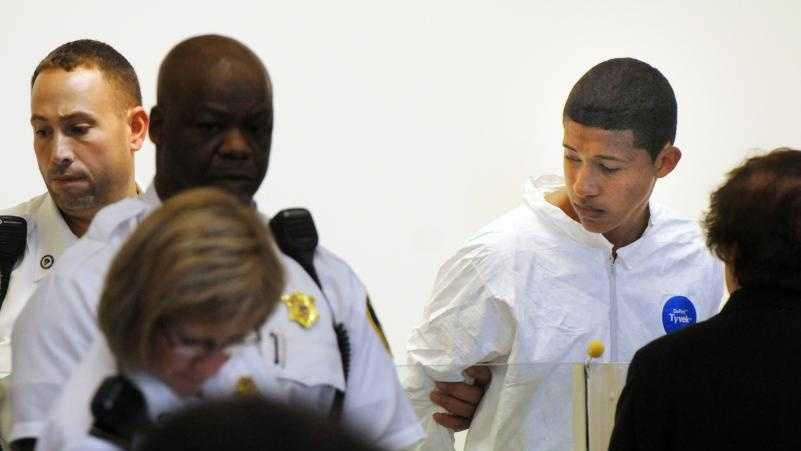 Philip Chism in court still photo 102313
