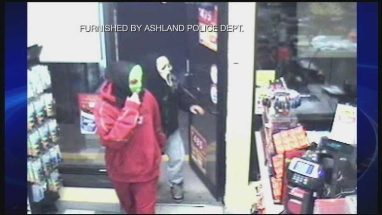 Police investigating robberies in Lakes Region