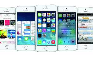 Three 16GB iPhone 5s will cost about $1900 without a contract.