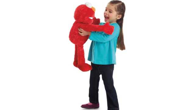 One of the most popular holiday toys this season is Big Hug Elmo. At $49 each, you could buy 38 of them!
