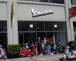 For $11,500 you could buy two Vespa scooters.