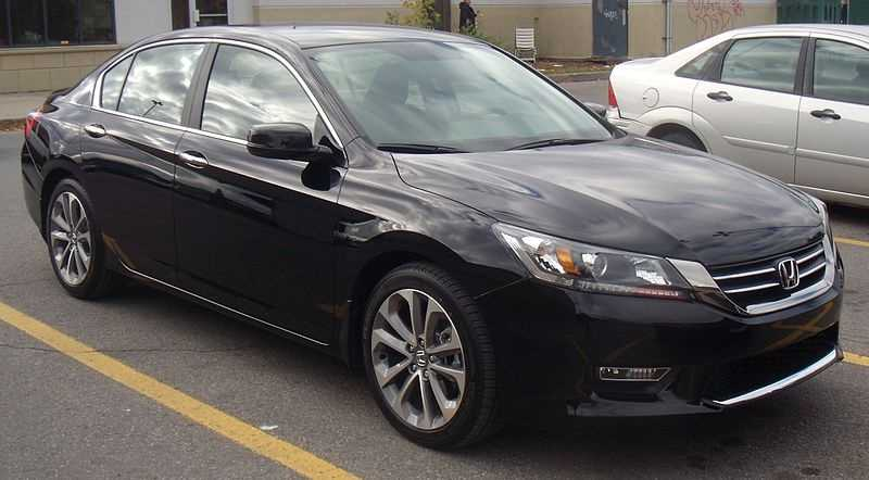 A used Honda Accord (2006) is selling for $11,000 at a dealership in Boston.