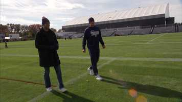 Tom Brady and The Gronk!
