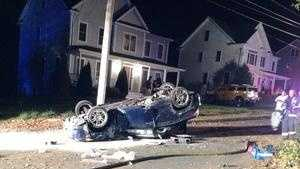 Brockton crash 1030