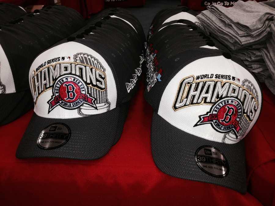 Hats, too!