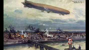 Widespread use began in the early 1900's and through both World Wars, until airplanes began to rule the skies.