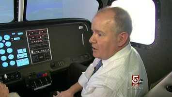 David Price is dean of the University's aviation program.