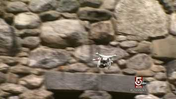 You can think of UAV's as drones for the common man, but they are armed only with cameras.