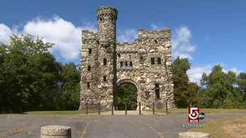Chronicle met Mr. Coushane at Bancroft Tower in Worcester.