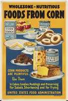 1918 food poster