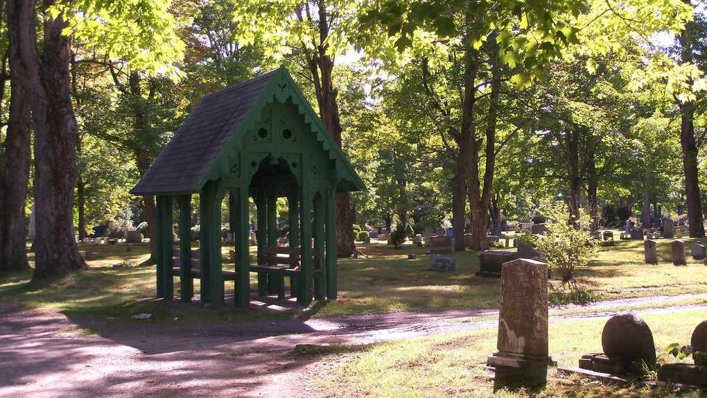 Pine Grove Cemetery Waterville Maine