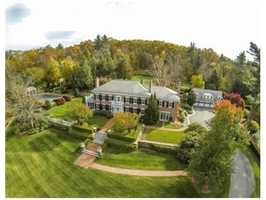 68 Great Meadows Road is on the market in Concord for $3.4 million.
