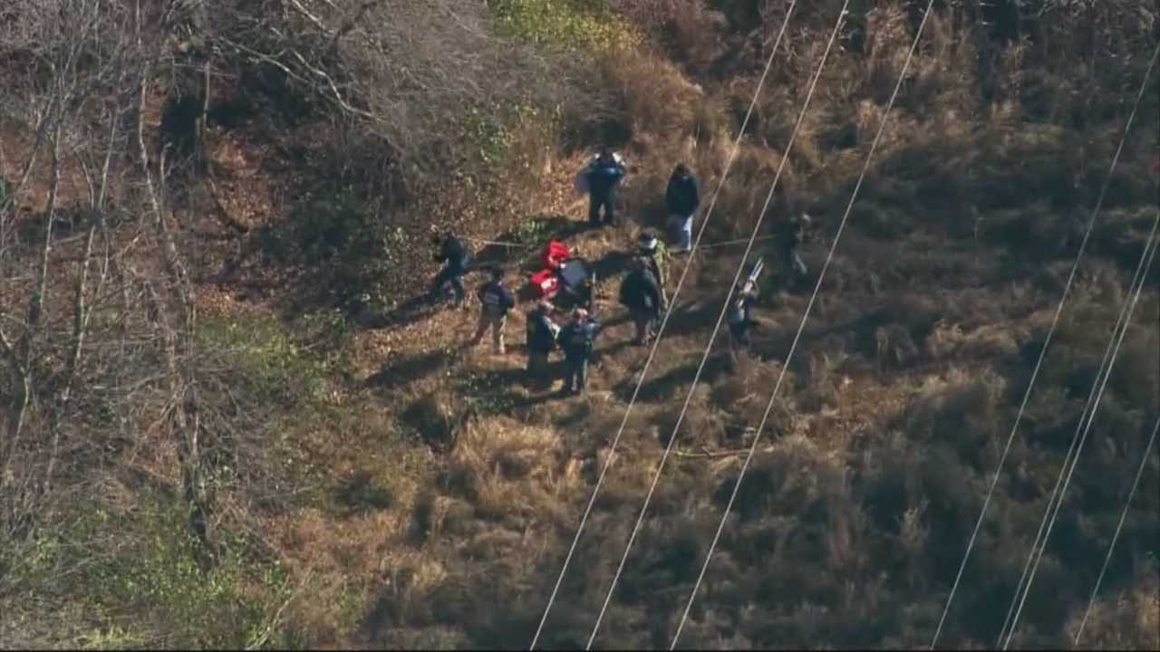 Bones found by hiker are human