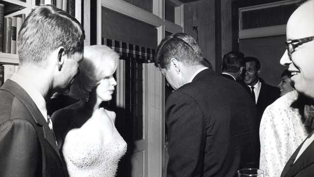 Marilyn, Kennedy 1962 116